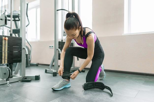 Fitness, sport, entraînement, personnes