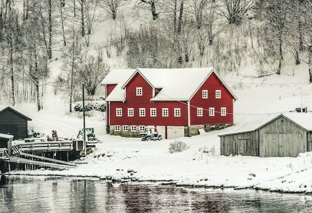 Fjords norvégiens