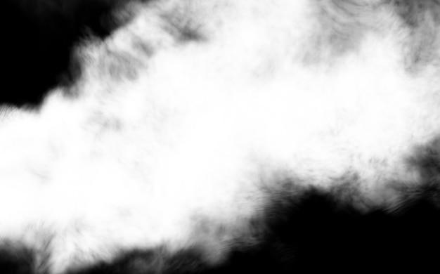 Flammes de fumée