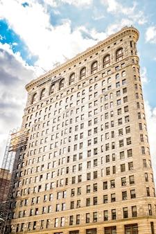 Flatiron building à new york, usa
