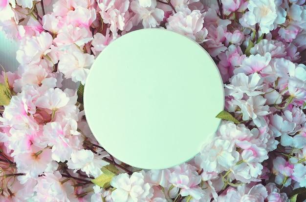 Fleur de cerisier pour le fond
