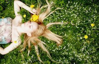 Fleurs, apaisante