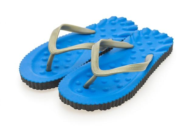 Flop, bleu chaussures de loisirs de fond
