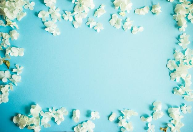 Floral pour la carte