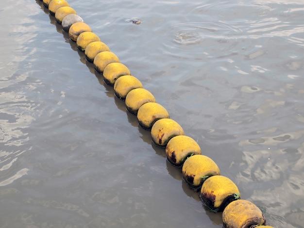 Flottabilité sur le fleuve pour la sécurité