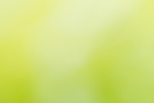 Flou fond de couleur vert nature