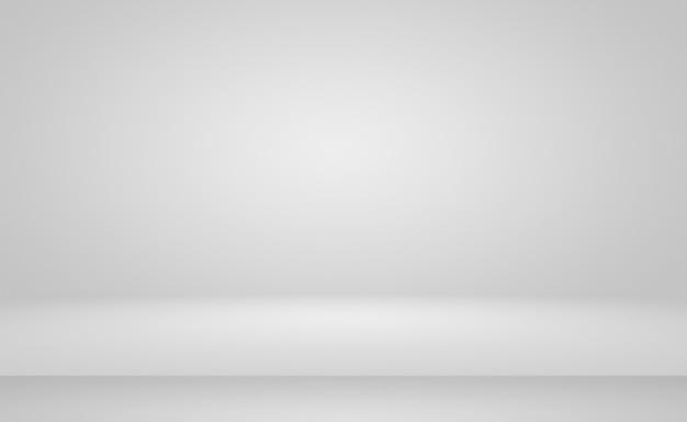 Flou de luxe abstrait dégradé gris et noir utilisé comme mur de studio d'arrière-plan pour afficher votre p...