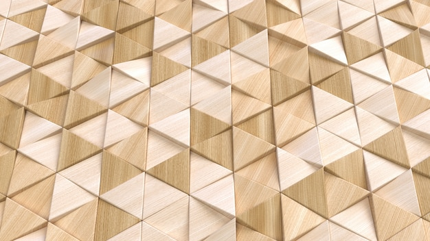 Fond abstrait géométrique 3d