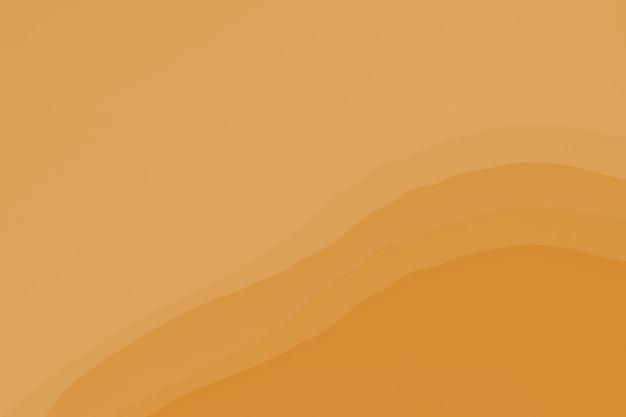 Fond abstrait moutarde brune