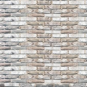 Un fond abstrait peint sur des briques