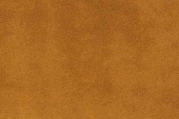 Fond abstrait texture cuir marron naturel