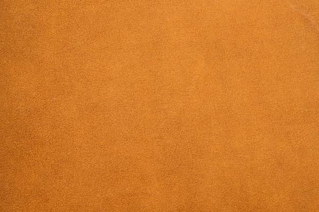 Fond abstrait texture cuir marron naturel