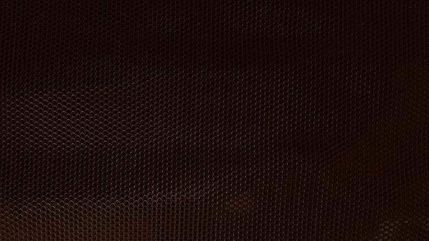Fond en acier de texture en métal cuivre