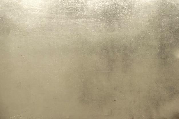 Fond en aluminium ou texture et dégradés d'ombre.