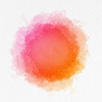 Fond aquarelle sur papier texturé