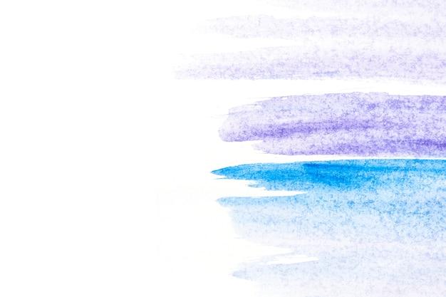 Fond aquarelle peinte à la main