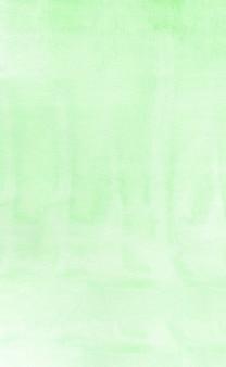 Fond aquarelle vertical menthe verte