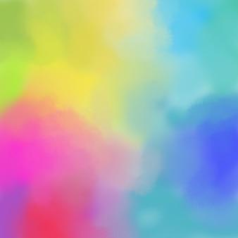Fond d'aquarelle