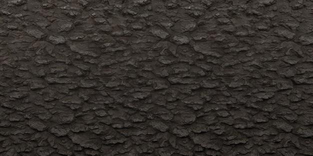 Fond d'ardoise sombre texture pierre noire