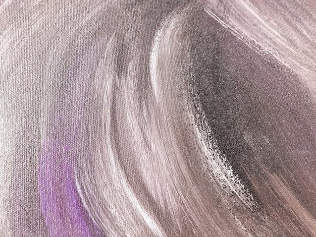 Fond d'art abstrait couleurs marron et blanc.