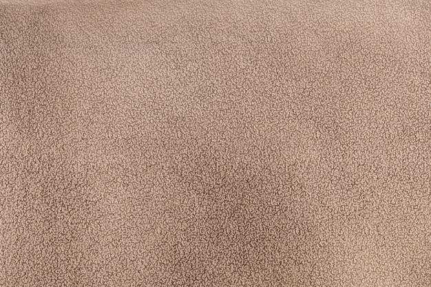 Fond d'art abstrait couleurs marron clair et beige. aquarelle sur toile avec dégradé de sable.