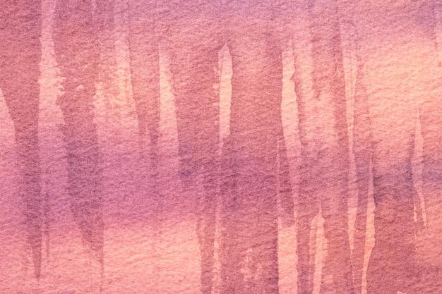 Fond d'art abstrait couleurs rouge et rose clair