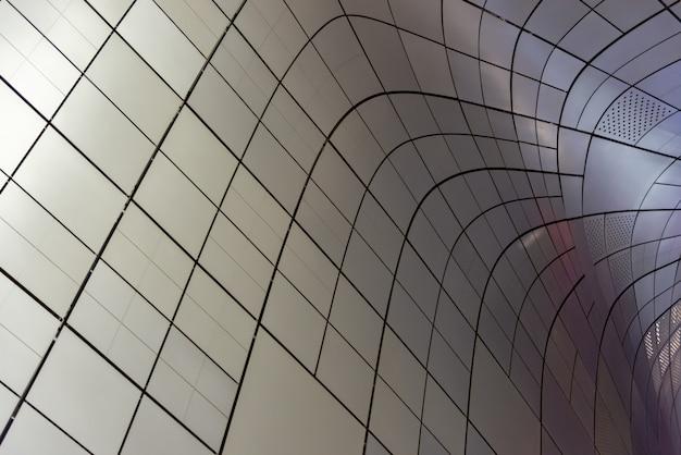 Fond d'art abstrait lignes movemwnt