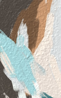 Fond d'art abstraitart moderne art contemporain surface de peinture épaisse