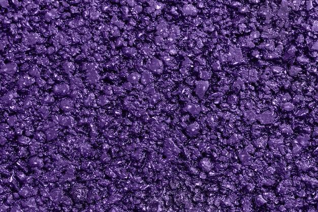 Fond d'asphalte violet
