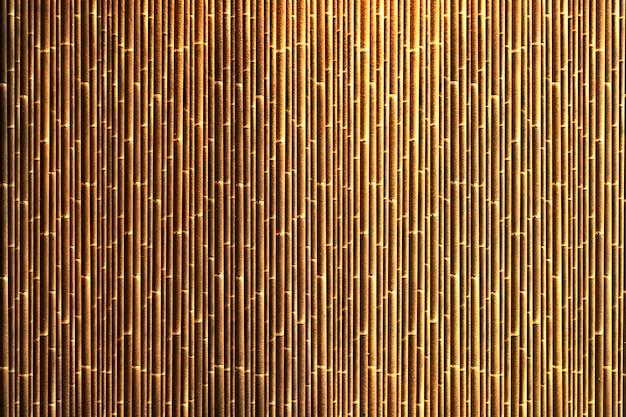 Fond de bambou coloré