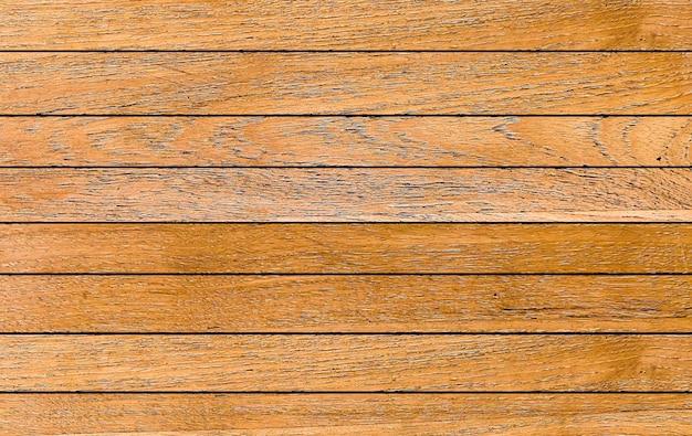 Fond de bande de bois marron vintage et rétro