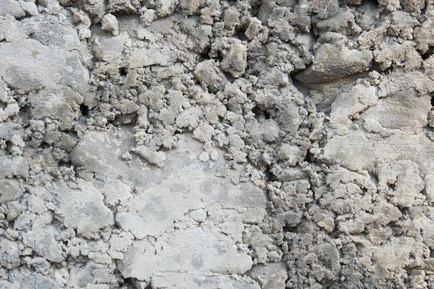 Fond de béton fissuré