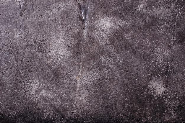 Fond de béton gris. vue de dessus