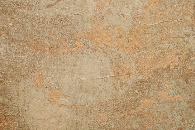 Fond de béton marron vintage