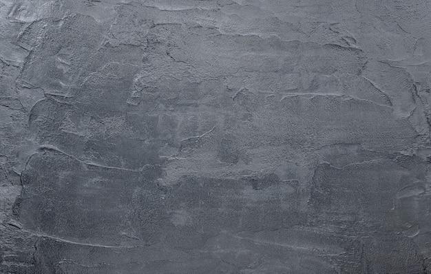 Fond de béton noir foncé