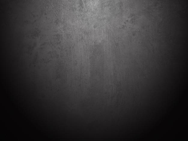 Fond de béton texturé grungy foncé