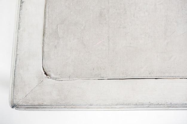 Fond blanc en bois haute résolution