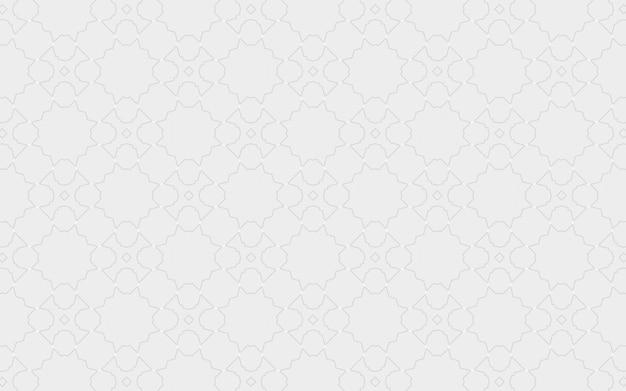 Fond blanc élégant avec des formes abstraites de triangle hexagonal d'éléments géométriques. modèle pour la conception de sites web, la mise en page, la maquette prête à l'emploi