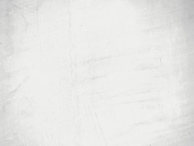 Fond blanc grungy de ciment naturel ou de texture ancienne en pierre comme un mur de modèle rétro
