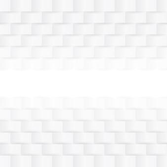 Fond blanc moderne - sans couture / peut être utilisé pour le vecteur de mise en page graphique ou de site web