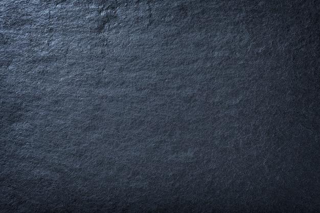 Fond bleu foncé d'ardoise naturelle