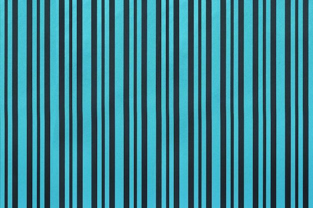 Fond bleu marine et noir d'emballage de papier rayé,