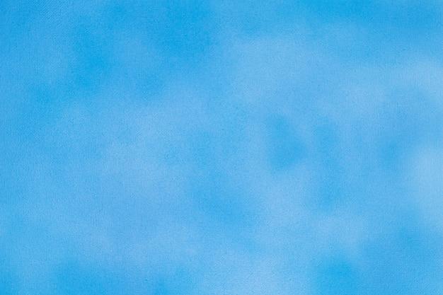 Fond bleu monochromatique minimal