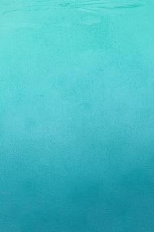 Fond bleu monochromatique minimaliste