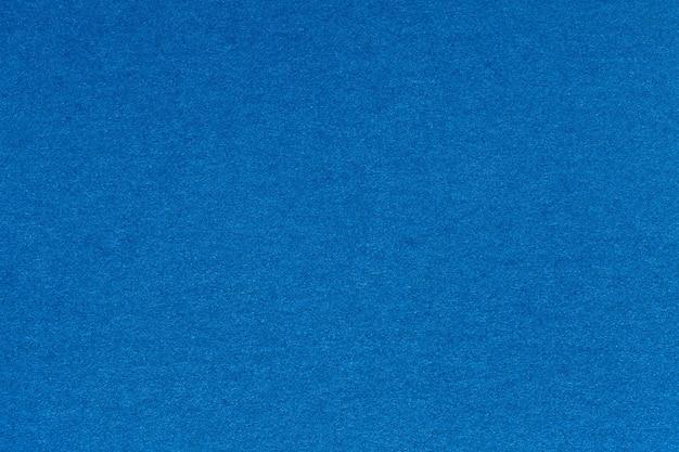 Fond bleu à partir d'un matériau textile texture de haute qualité en très haute résolution