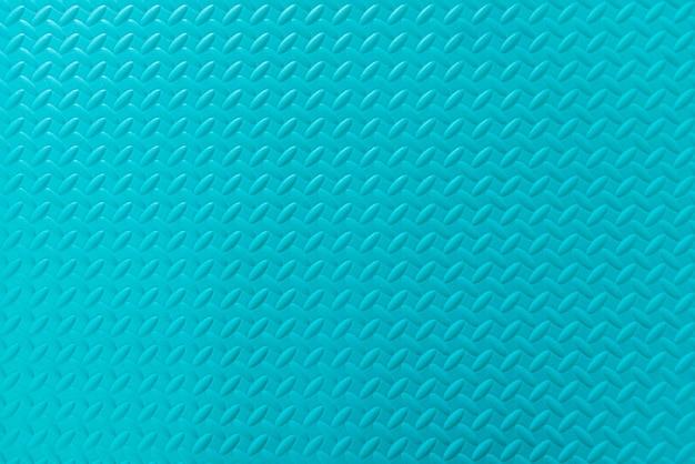 Fond bleu de texture de construction en plastique. motif de texture en plastique bleu fond