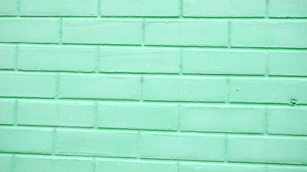 Fond bleu de la texture de mur de brique