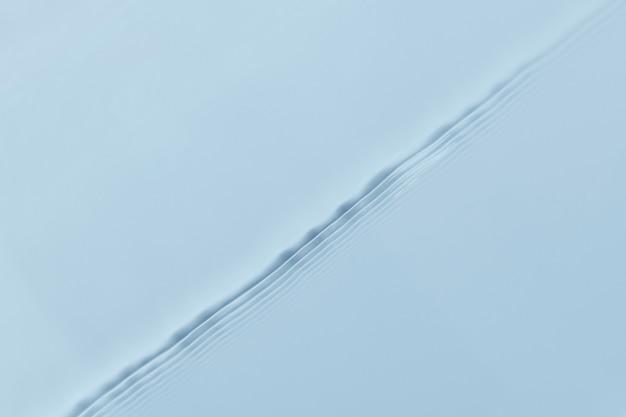 Fond bleu, texture de vague d'eau