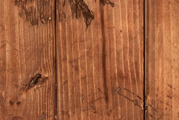 Fond bois abstrait marron