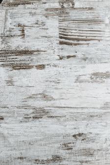 Fond de bois blanc minable. surface altérée par le grunge